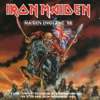 IRON MAIDEN - Maiden england'88