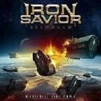 IRON SAVIOR - Reforged-Riding on fire
