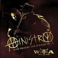 MINISTRY - Enjoy the quiet : live at wacken