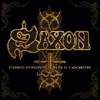 SAXON - St george's day sacrifice - live in manchester
